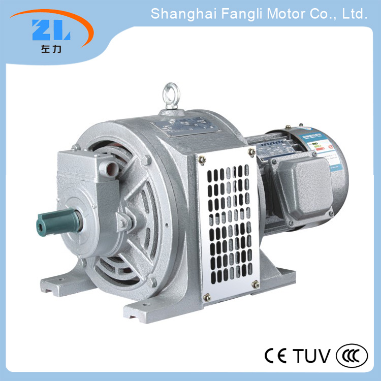 YCT-112-4AElectromagnetic speed regulating motor